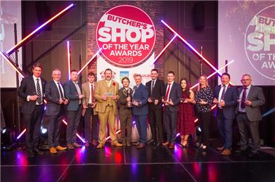 All the Winners - Greenfield Farm Shop - The Champion Sausage